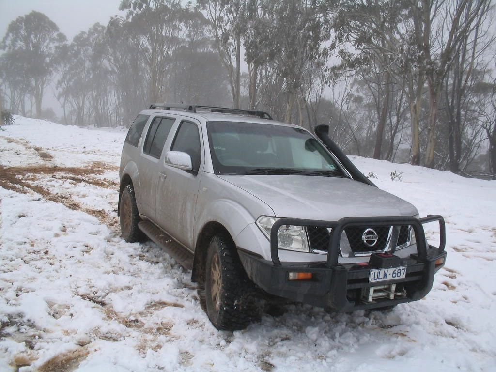 Finding snow in the Victorian High Country