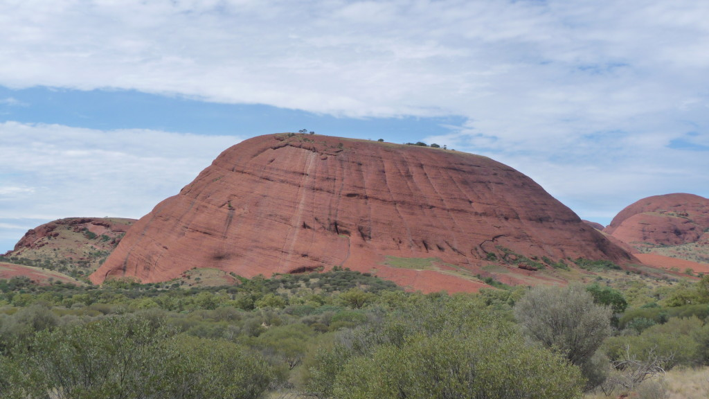 Dome at Kata Tjuta