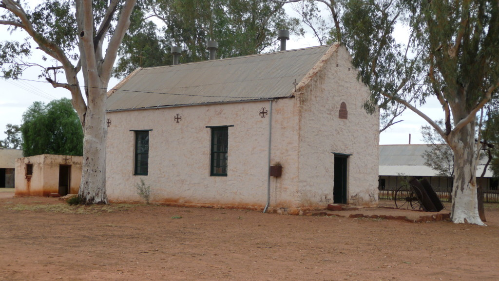 Hermannsburg Mission Building