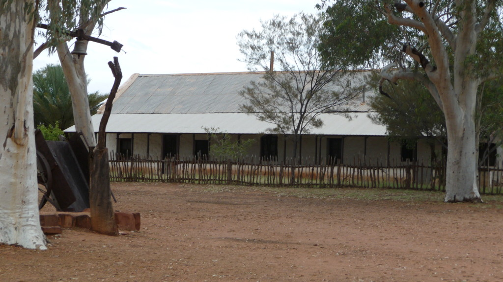 Hermannsburg Mission