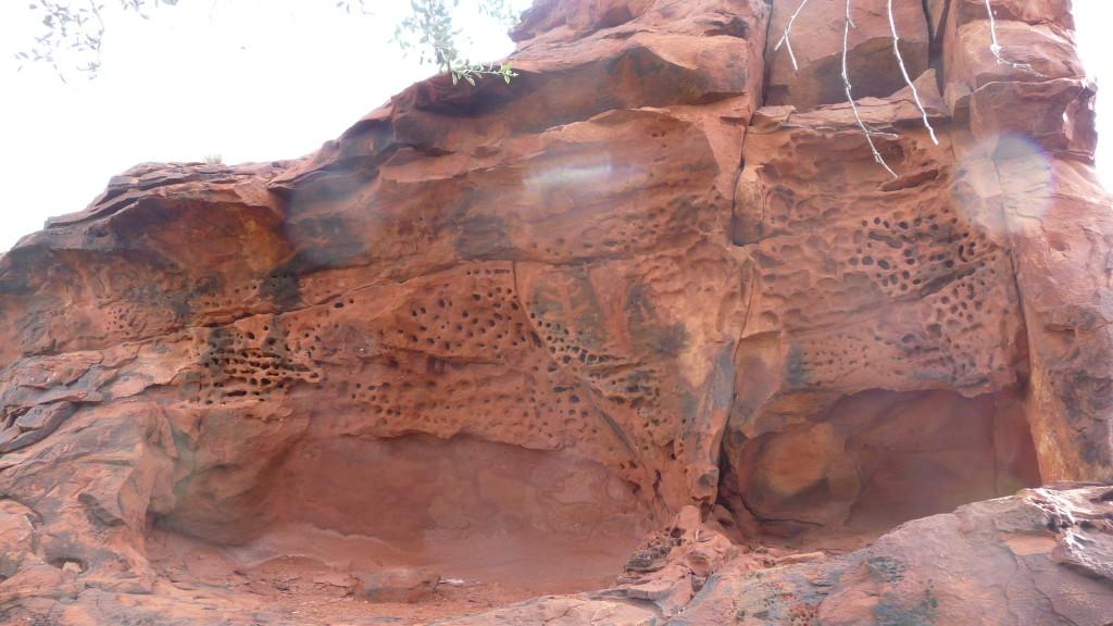 Ewaninga Petroglyphs