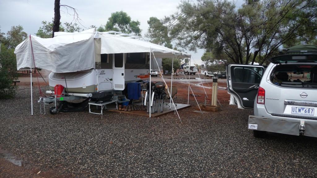 Yulara Campground