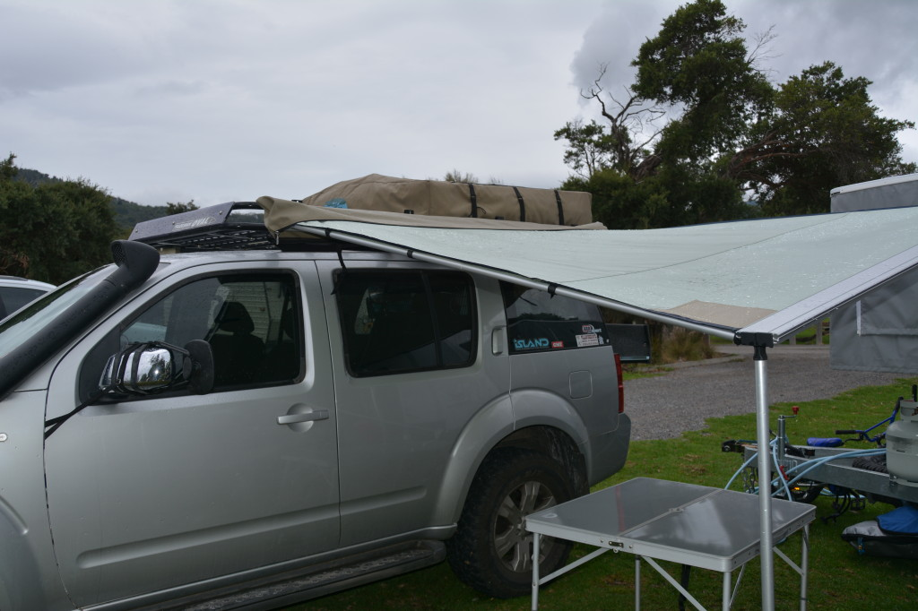 Carry Camping Gear On Roof Racks