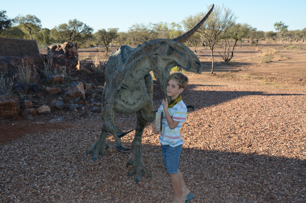 dinosaur winton
