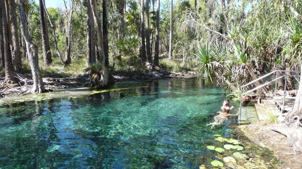 Bitter Springs, NT