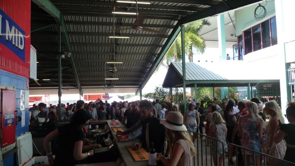 Teds Bar, Darwin Cup
