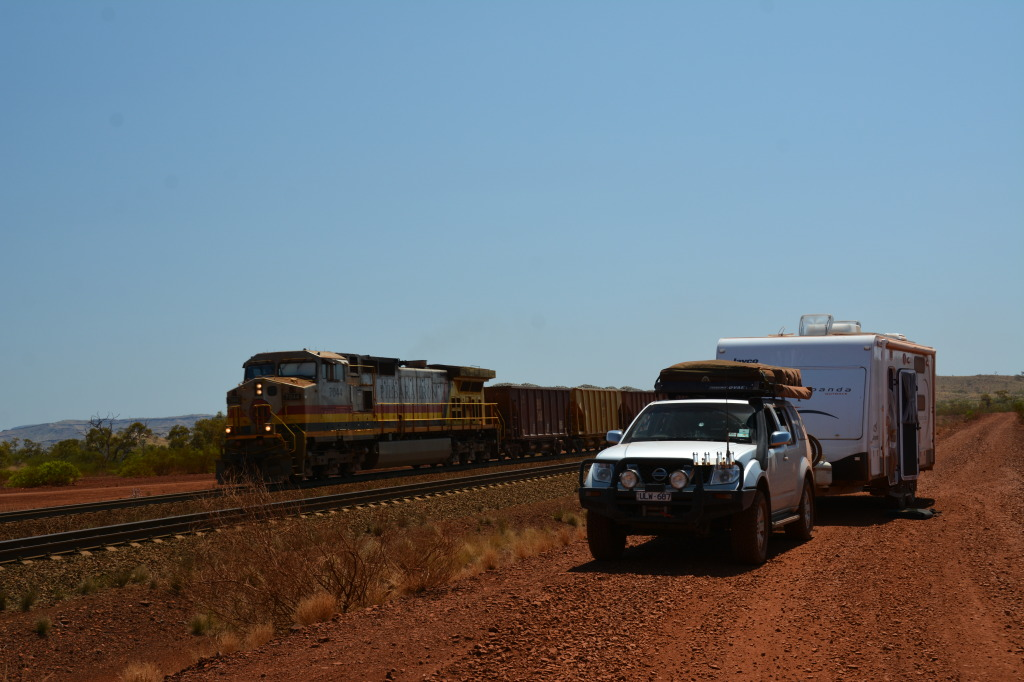 iron ore train pathfinder