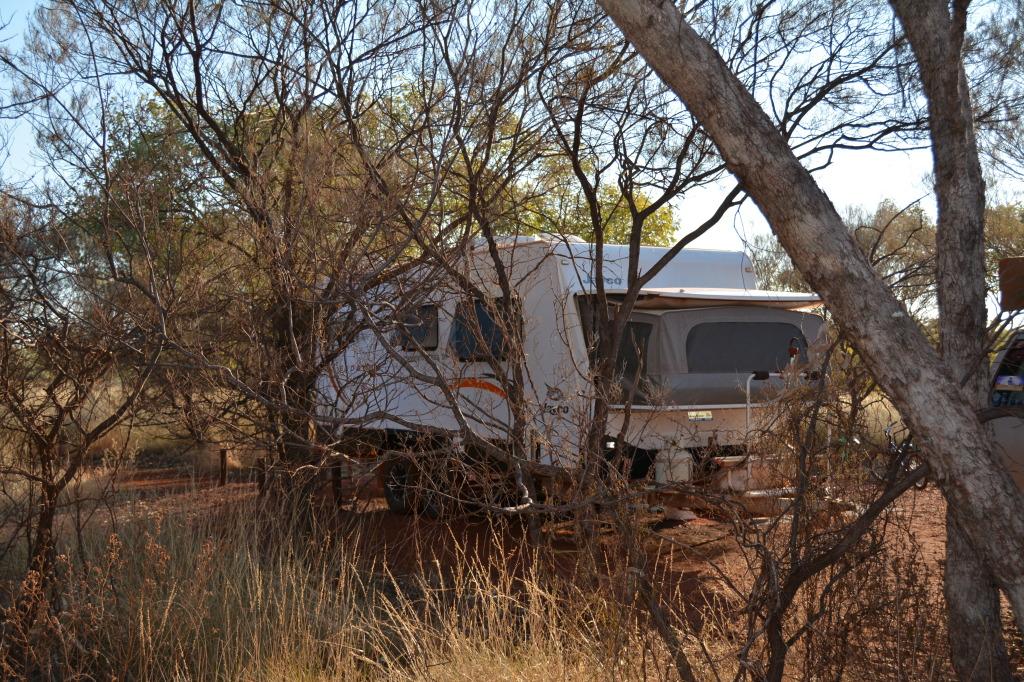 reversing a caravan