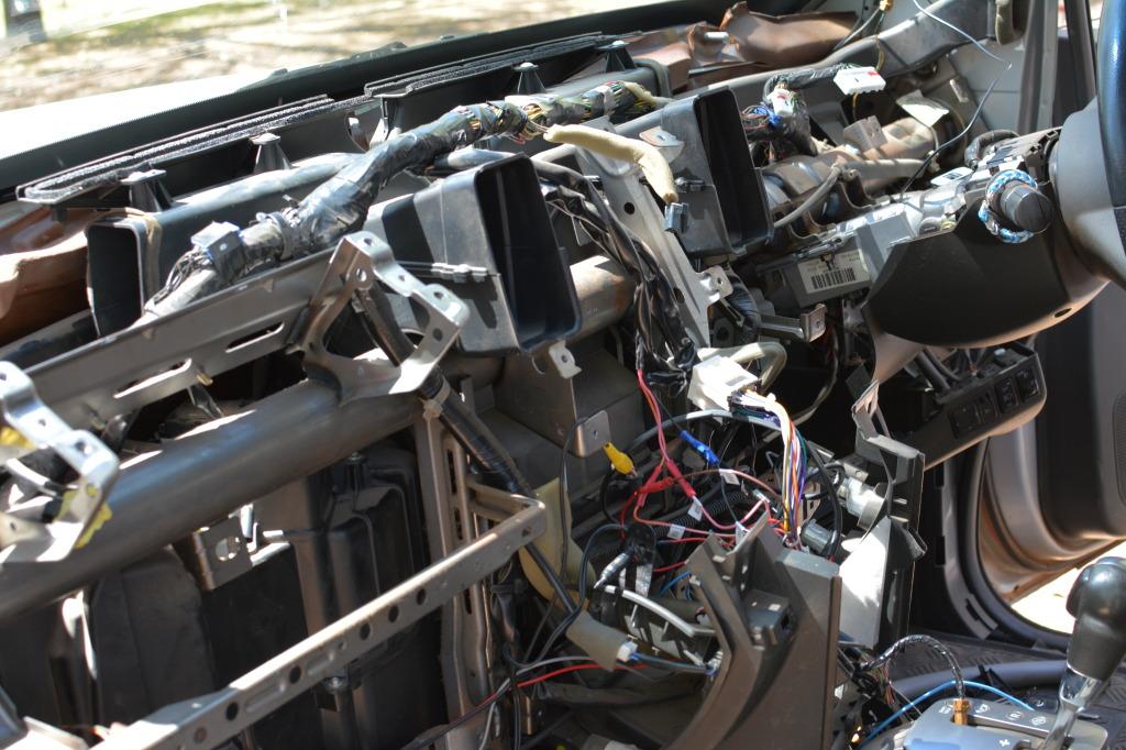 nissan pathfinder Air-conditioning
