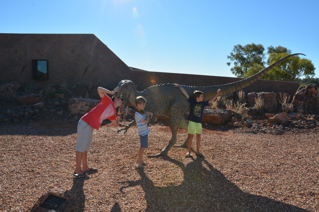 Age of Dinosaurs, Winton