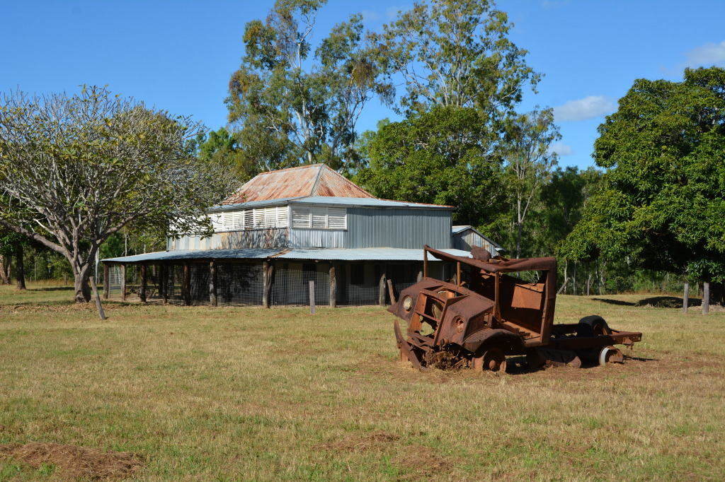 Old Laura Homestead, Cape York