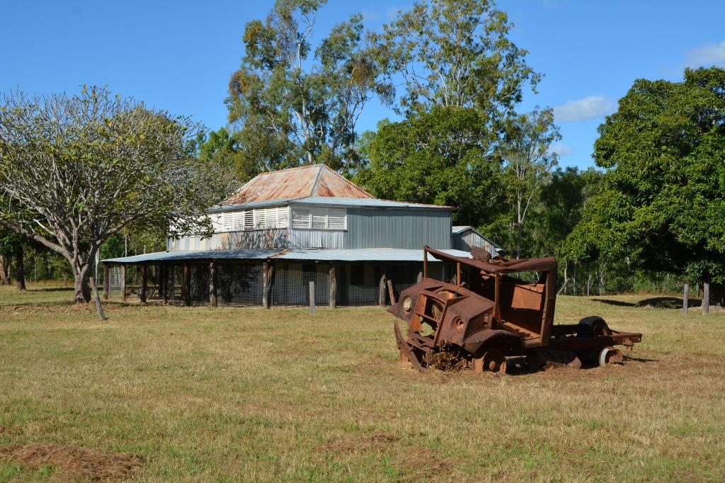 Old Laura Homestead, Cape York