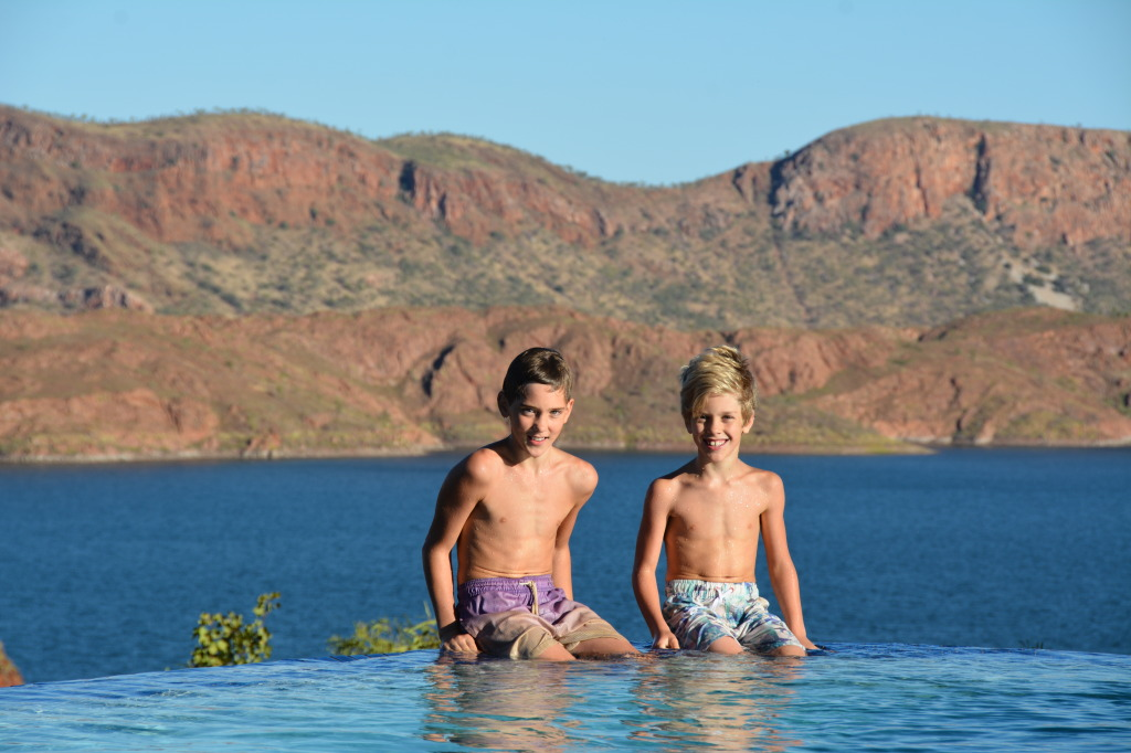 lake argyle kimberley pool