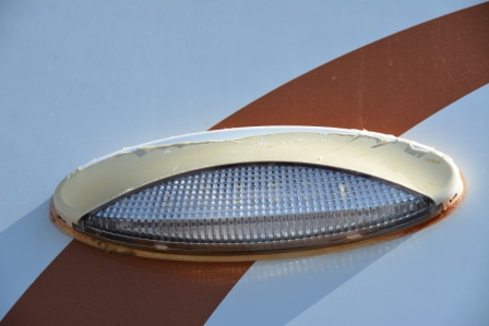 jayco warranty peeling light
